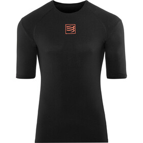 Compressport 3D Thermo UltraLight - T-shirt course à pied - noir